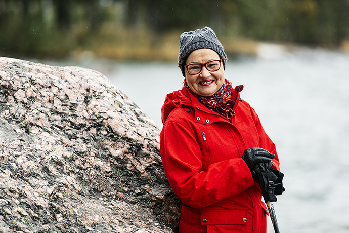 Ulla-Maija Malm, kilpirauhasen vajaatoiminta