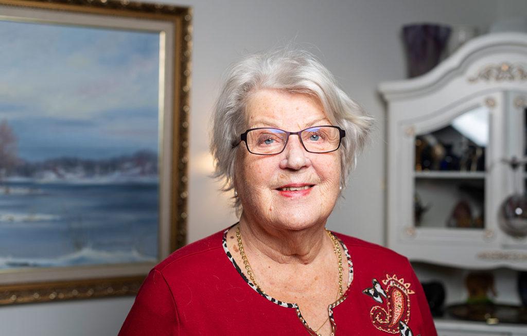 Maire Virkki.